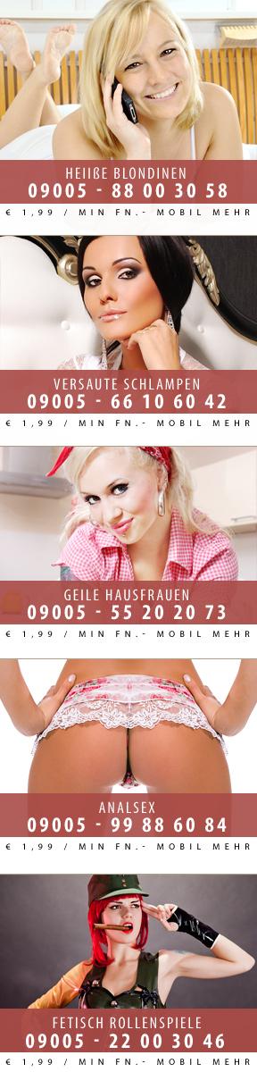 Telefonsex Hotlines